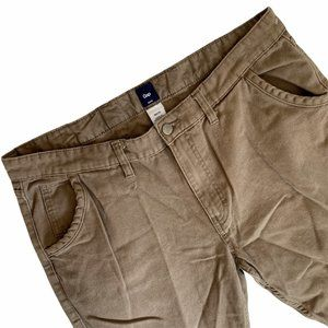 GAP Vintage 1980 36x30 Khaki Pants Relaxed Tapered